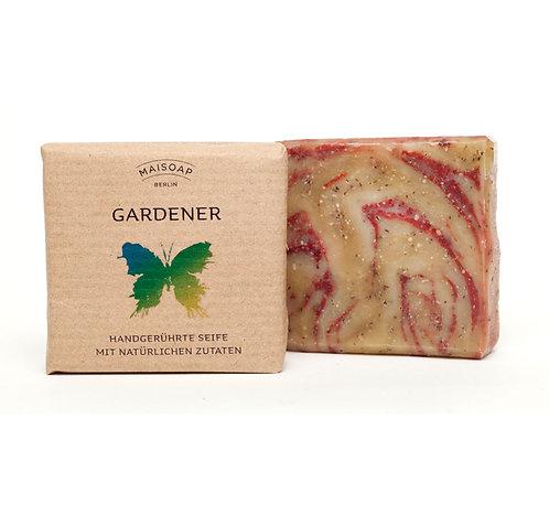 Natürliche Seife: Gardener