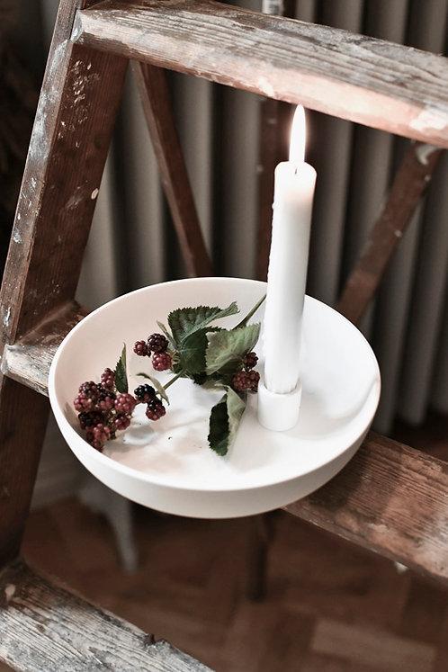 Lidatorp, weiß, XL, Kerzenhalter, größte Größe