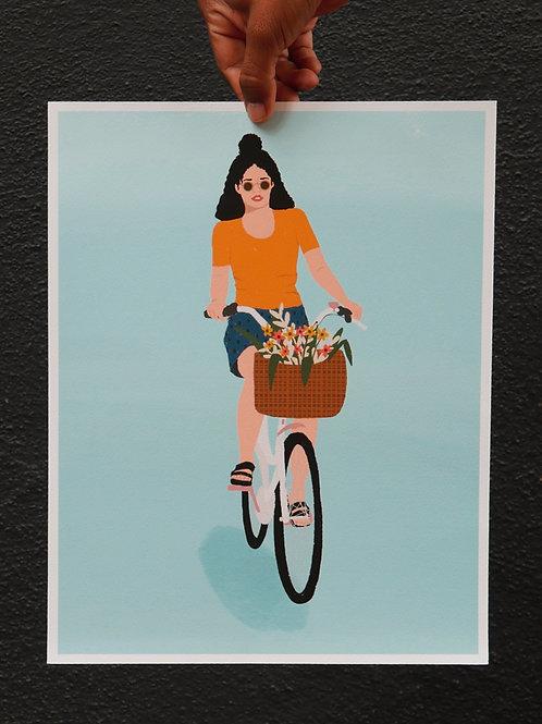 Biking Love