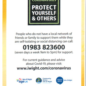 ISLE OF WIGHT COUNCIL CONTACT NUMBER