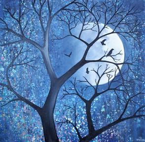 Ved fullmåne