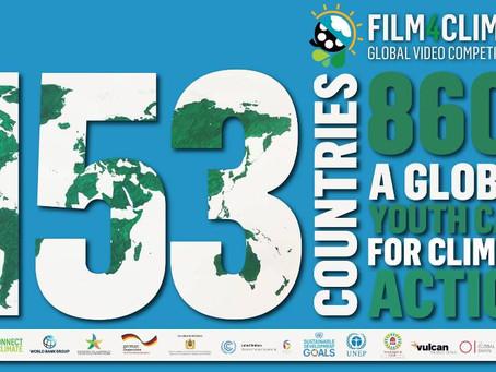 Η Ελλάδα πάει Μαρόκο με το καλύτερο βίντεο για την κλιματική αλλαγή