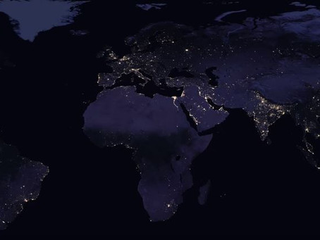 Χάνεται η νύχτα σε πολλές χώρες της Γης εξαιτίας της φωτορύπανσης (VID)