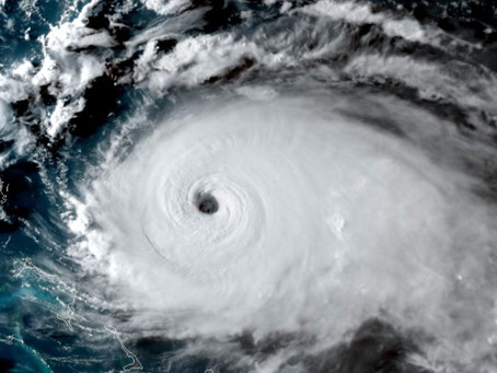 Στο έλεος του τυφώνα Ντόριαν οι Μπαχάμες (βίντεο - φωτογραφίες)