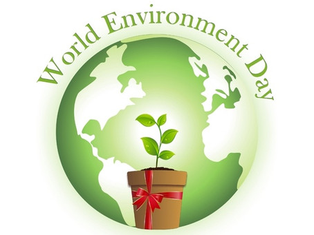 Παγκόσμια Ημέρα Περιβάλλοντος        5 Ιουνίου 2018- Εκδηλώσεις σε διάφορες περιοχές της Ελλάδας