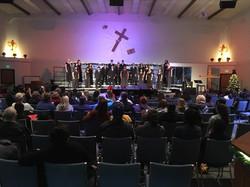 Hesperia High School Choir Concert