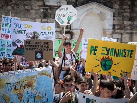 Μαζική κινητοποίηση για το περιβάλλον στο Σύνταγμα στις 20 Σεπτεμβρίου