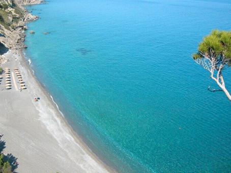 2η η Ελλάδα παγκοσμίως με βραβευμένες παραλίες!