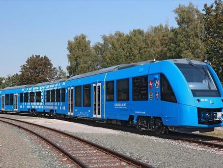 Το πρώτο τρένο μηδενικών ρύπων έρχεται από τη Γερμανία