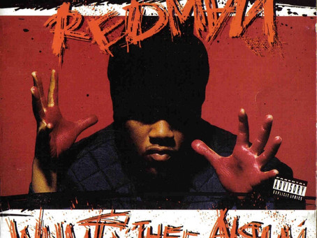 """REDMAN DROPPED DEBUT """"WHUT? THEE ALBUM"""" 28 YEARS AGO TODAY"""