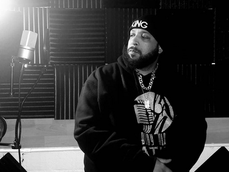 MEET MSE'S FEBRUARY 2021 ARTIST OF THE MONTH: DOTY G MAC