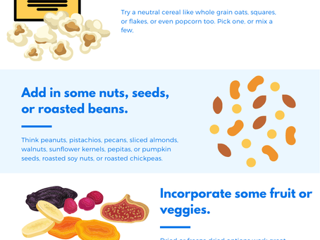Build Your Own Snack Mix