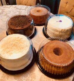 Old-Fashion Cakes