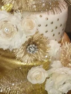Great Gatspy Wedding Cake 2