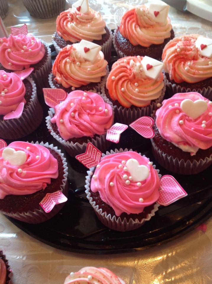 Valinetine Cupcakes