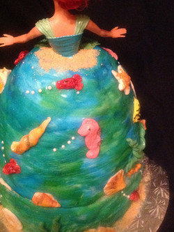Little Mermaid Back View.JPG