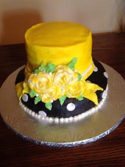 Curch Hat Cake