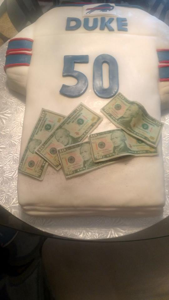50th Bbirthday