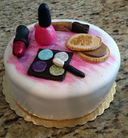 makeup cake 1
