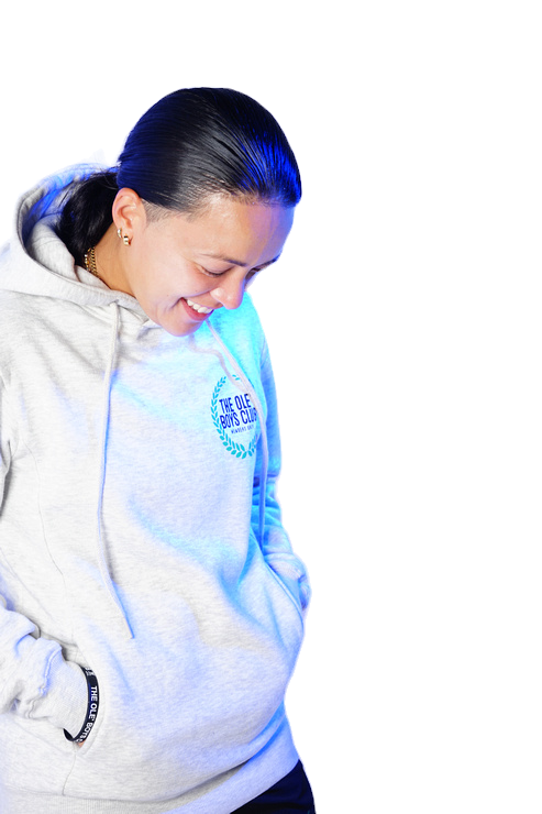 The Ole' Boys Club Members Only Heather Hoodie