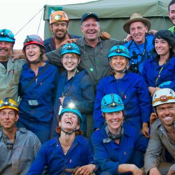 Rising Star Expedition for Homo naledi