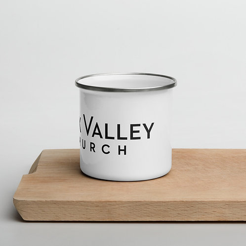 Park Valley Church Enamel Mug