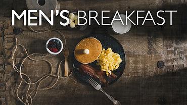 Men's Breakfast - Slide 1920x1080 FB & F