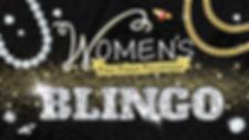 Womens First Friday Fellowship BLINGO -