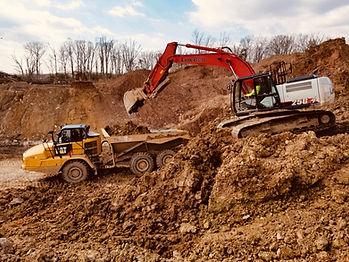 excavation bristow virginia