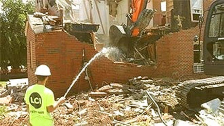 demolition McLean virginia