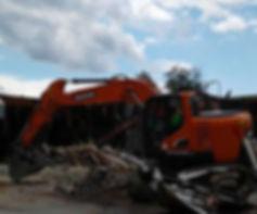 demoliton northern virginia LCI, LCI equipment rental, equipment rental northern virginia, excavation northern virginia