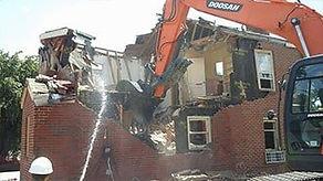 demolition northern virginia