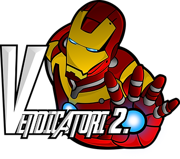 Logo Vendicatori 2.0 [OMBRA Graphics] 4K