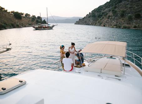 Teknede 1 Gün nasıl Geçer?