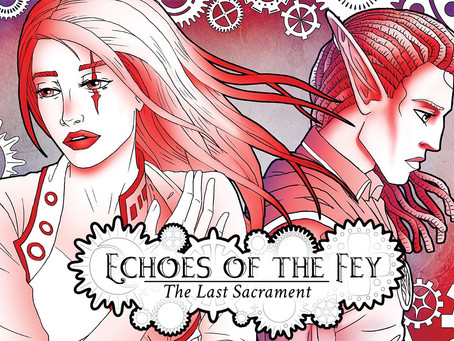 Echoes of the Fey released and Golden Questions