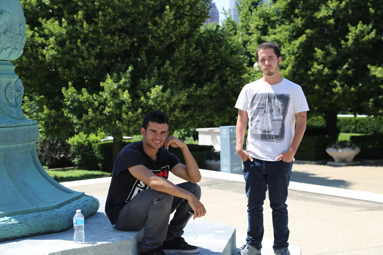 Kilian Martin & Brett Novak