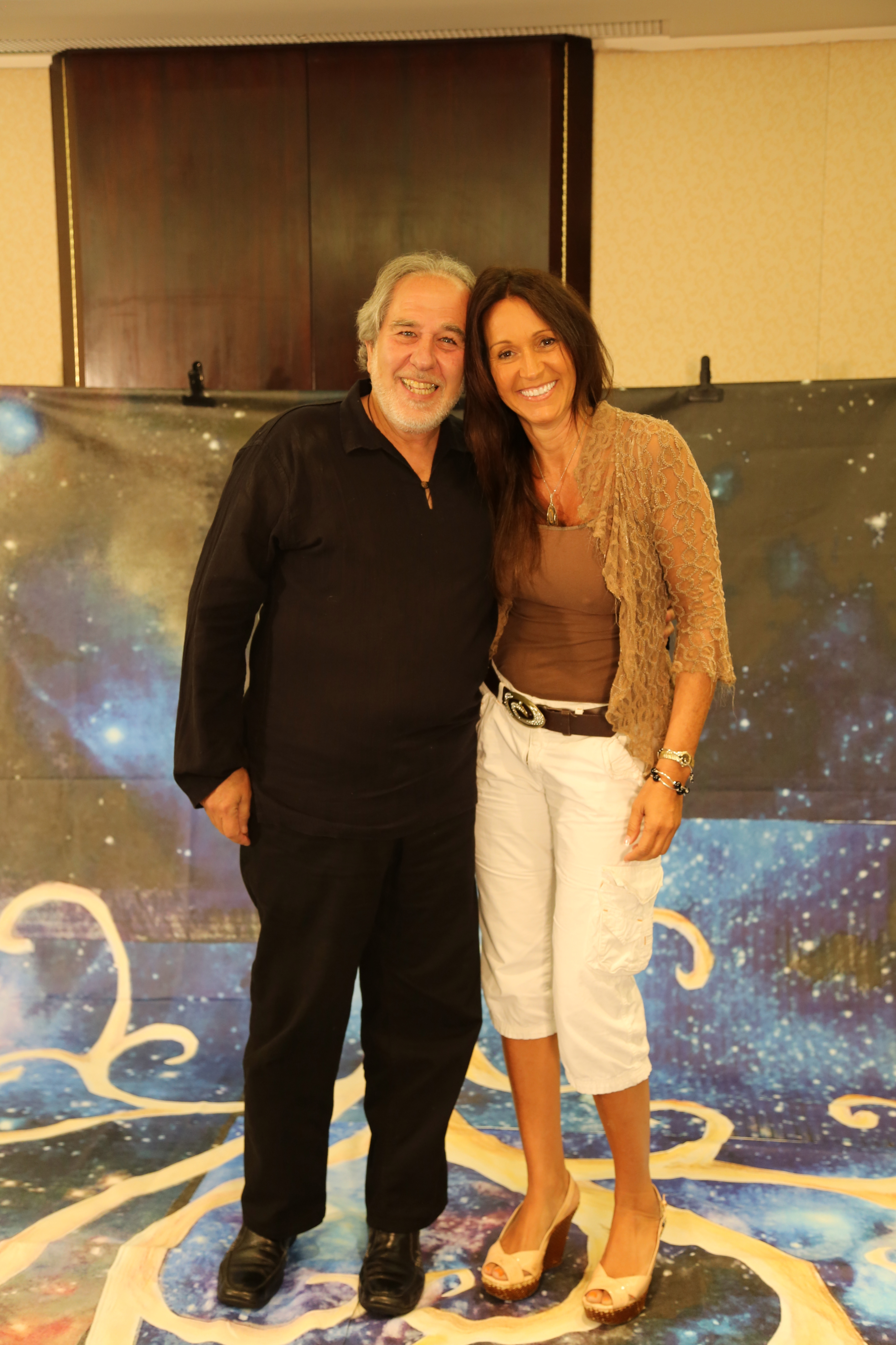 Bruce Lipton & Julia Rose