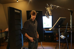Marcus doing voice over