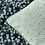 Thumbnail: Cushion Double Gauze with Golden Dots