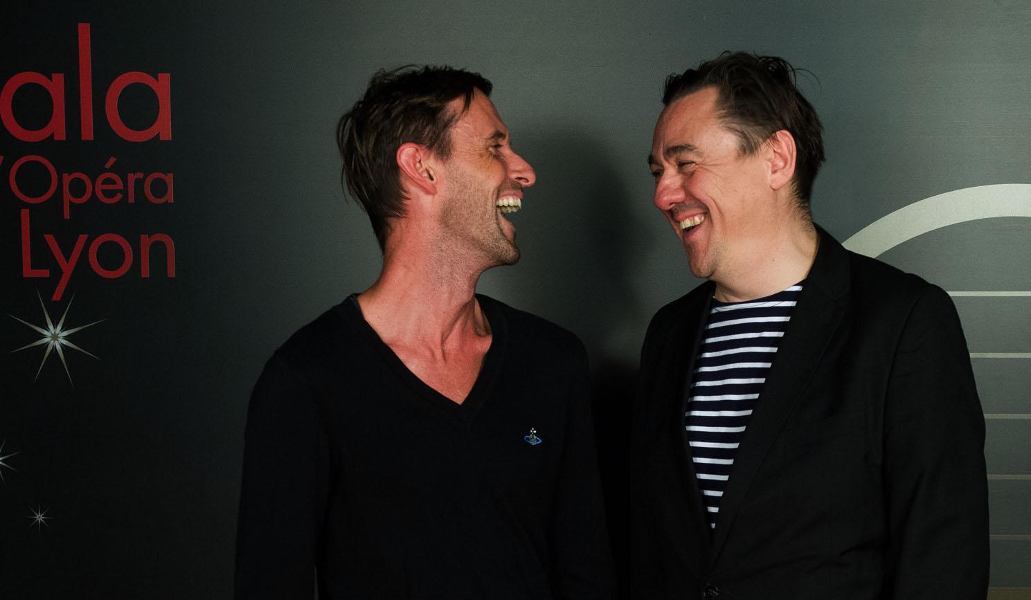 James Bonas & Gregoire Pont
