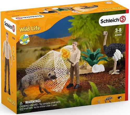 Schleich Hyena Attack