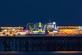 Palace Pier night