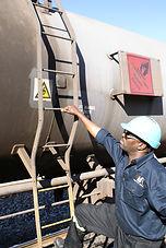 ARC Rail Wagon Loading