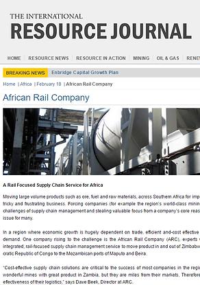 ARC Road to Rail