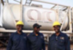 African Rail Company Team