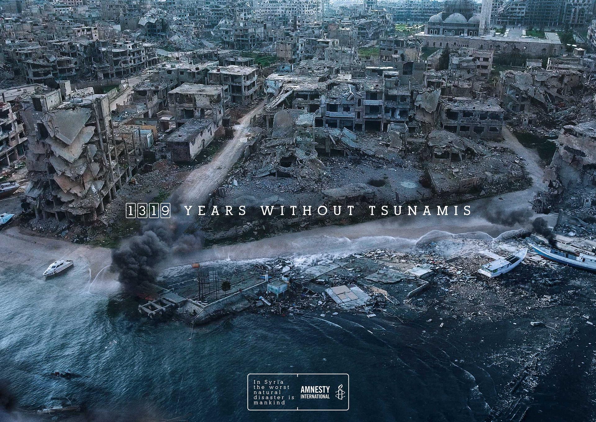 Natural Disaster - Tsunamis