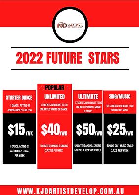 Future Stars Pricing.webp