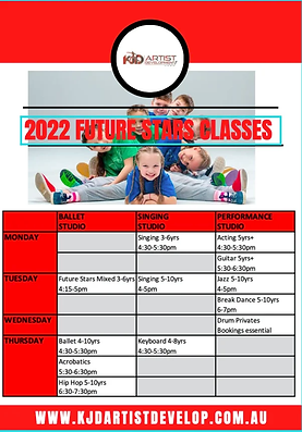 Future Stars Schedules.webp