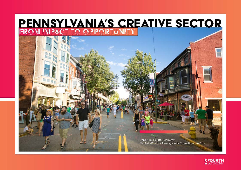 Report cover of Impacts of COVID-19 on Pennsylvania Nonprofits from the Pittsburgh Foundation