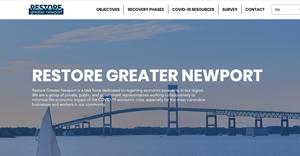 Restore Greater Newport Website